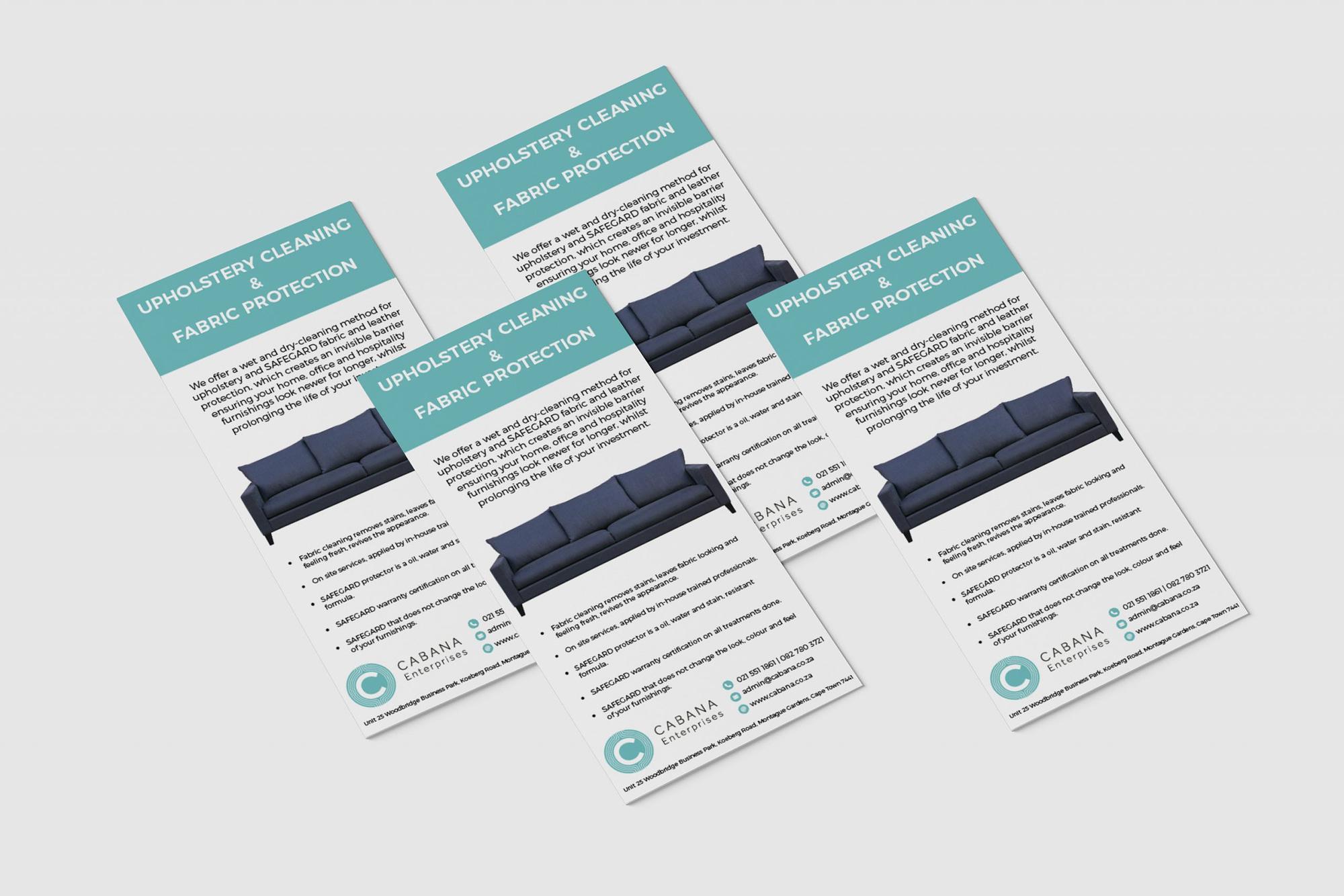 DL Pamphlet Design